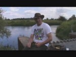 Perch and pike fishing in gravel pits