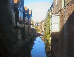 River-stour Canterbury