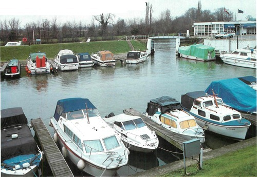 Fishing River boatyards and marinas