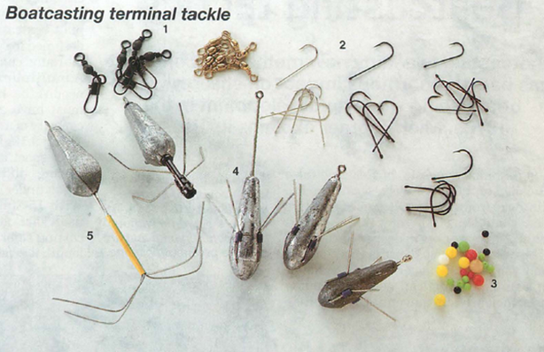 boatcasting terminal tackle guide