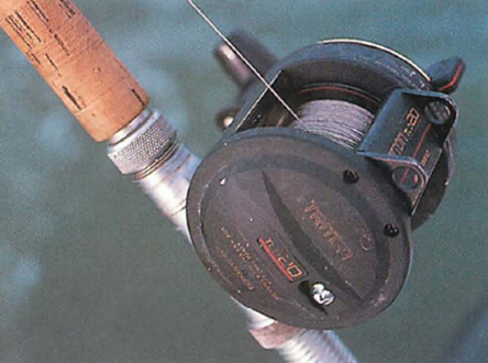 reel loaded with multi-strand wire