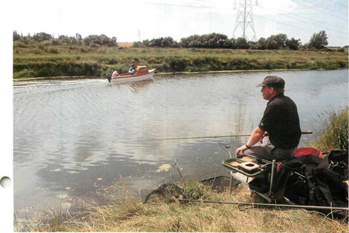 13 fishing The Kentish Rother