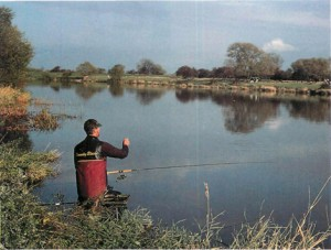 18 fishing the Trent at Muskham