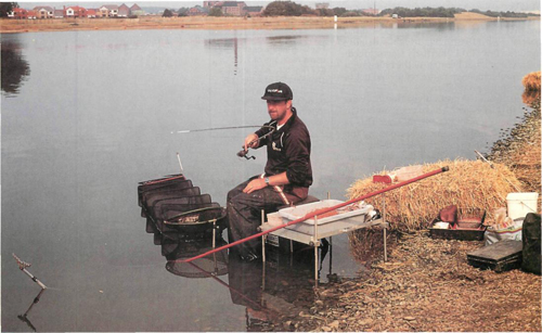 19 fishing at Holme Pierrepont
