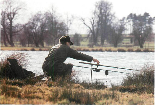 2 Haversham Lake fishing