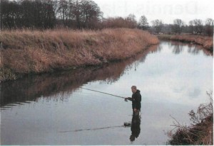 23 fishing the Little Ouse at Brandon