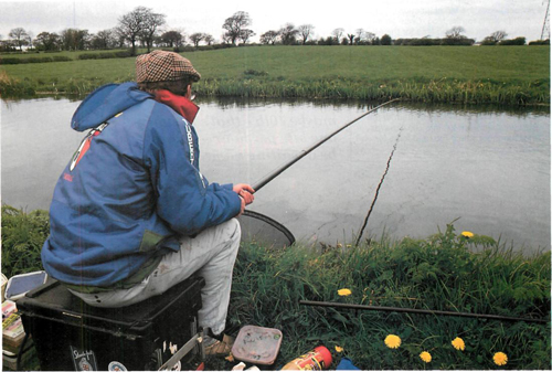 7 fishing Lancaster Canal