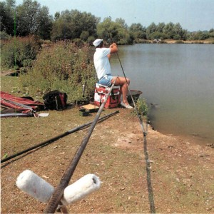 8 day-ticket fishery willow park