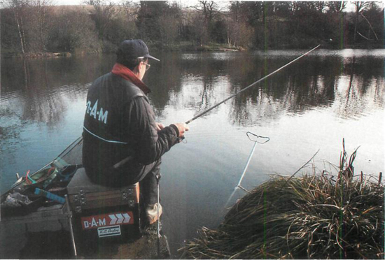 9 Carp fishing Baron's Ponds