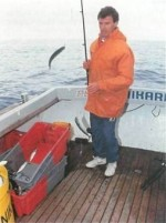 Colin Daly on the Shannon Estuary
