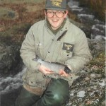 Fishing for grayling on Bala Lake Lyn Tegid 005