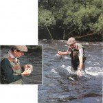 Fishing for grayling on the River Dee 001