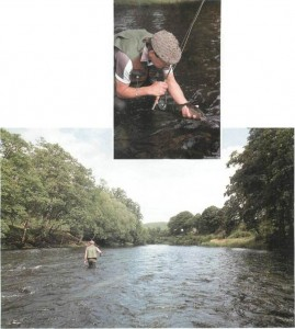 Fishing for grayling on the River Dee 010