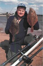 Flounder – fish of fresh and sea water