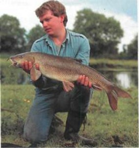 The barbel fast-water fighter
