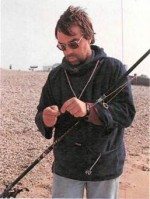 Fishing on Hayling Island