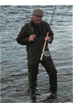 Fishing On the Spey with Arthur Oglesby