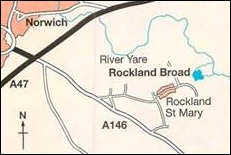 Directions to Rockland Broad
