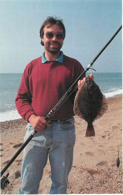 flounder caught off halyling island